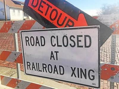Sturgis Railroad Repairs
