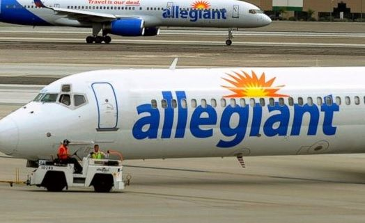 Allegiant adds a Sioux Falls to San Diego flight