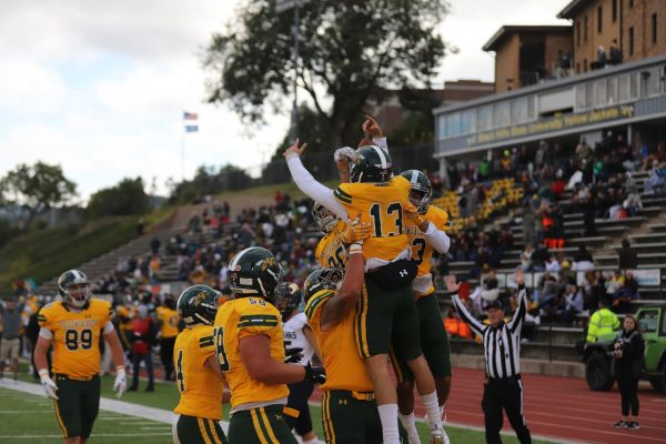 BHSU captures first win of season.