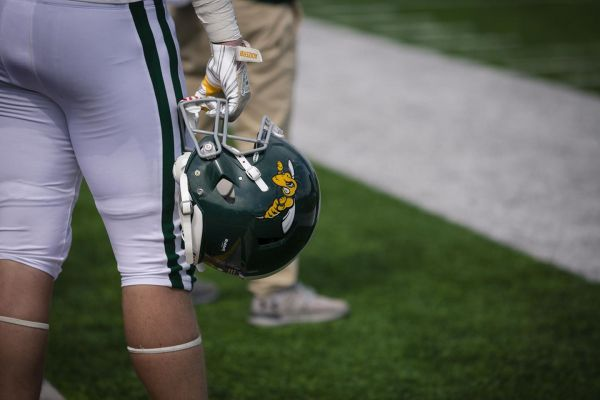BHSU holds annual spring football game