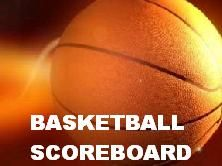 Basketball Scoreboard February 13