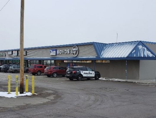 Armed Robbery at Boyd's in Rapid City Monday