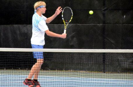 Boys tennis tournament to bheld May 16-18