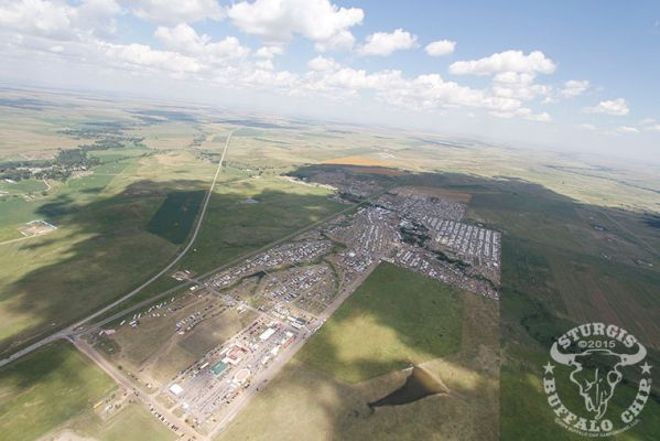 The Buffalo Chip founded in 1981 plays host to hundreds of thousands of motorcycle enthusiasts every August. In 2016 it incorporated as its own muncipality.  That was challenged by the City of Sturgis and private individuals. Circuit Judge Jerome Eckrich