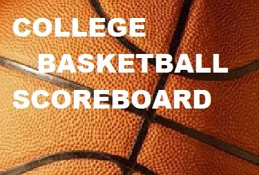 College BB Scoreboard, February 22