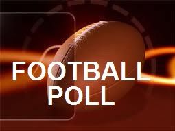 Football Poll week of October 21