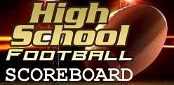 Friday, September 4, Football Scoreboard