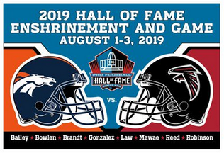 Hall of Fame Game Denver vs Atlanta
