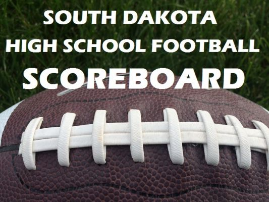 Football Scoreboard, OCtober 18