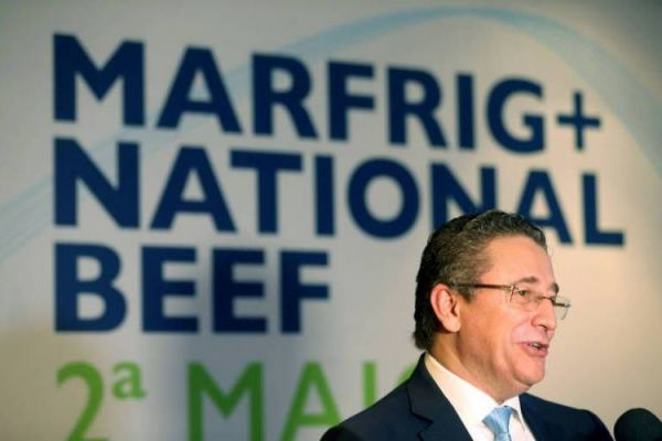 A trade group claims that the proposed sale of National Beef to Marfrig Global Foods is a backdoor attempt by Brazil to gain additional control over U.S. beef markets.