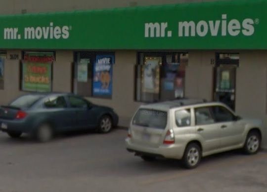 Mr. Movies in RC Closing