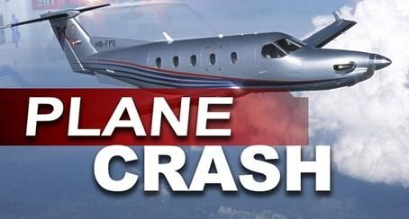 Plane Crash kills two