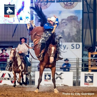 Ryder Wright edged out last year's Finals winner Brody Cress by half a point at this year's event. He will return to Rapid City where he is up in the Saturday performance of the Central States Fair & Range Days Rodeo.