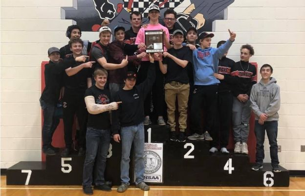 Sturgis Scoopers placed second at Region