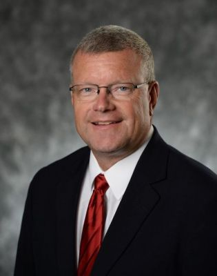 President of South Dakota Farm Bureau Federation, Scott VanderWal.
