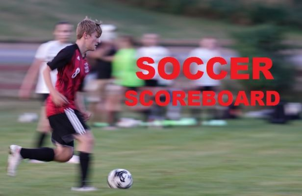 Soccer Scores for Saturday, Sept 12