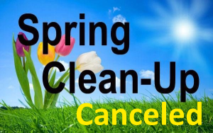 City of Sturgis cancels its spring city wide clean up event