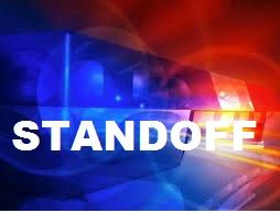 Standoff ends in suicide