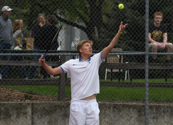 State Tennis Boys Wraps Up