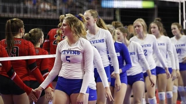 State Volleyball Quarterfinal Results