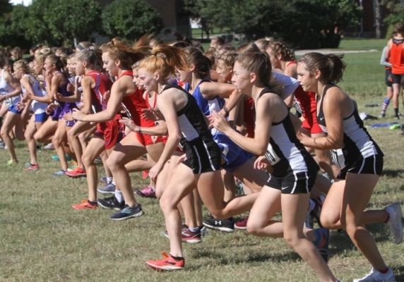 Sturgis Invitational Cross Country Race