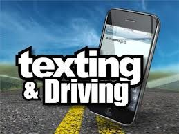 Texting and Driving Law