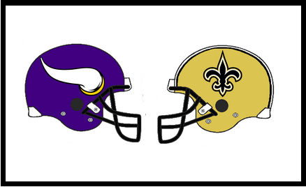 Vikings vs Saints Preview