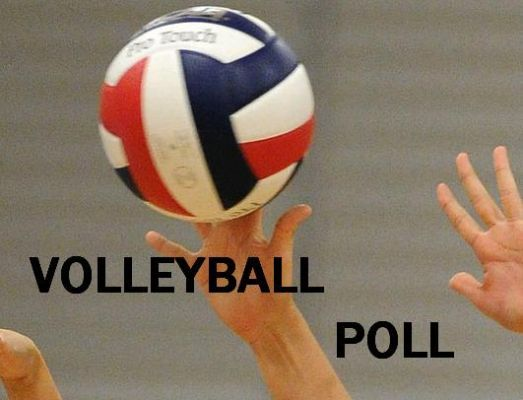 Volleyball Poll Week of Sept. 28