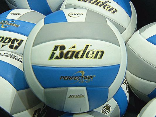 Volleyball Scoreboard for August 25