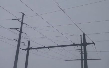 West River Electric shared pictures of photos of lines