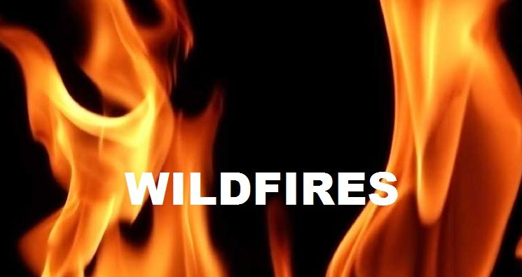 Thursday Wildfires