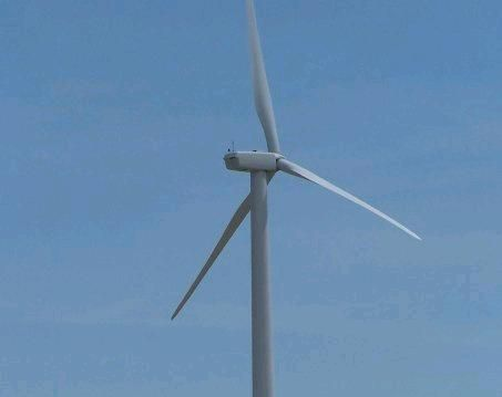 Wyoming Wind Projects