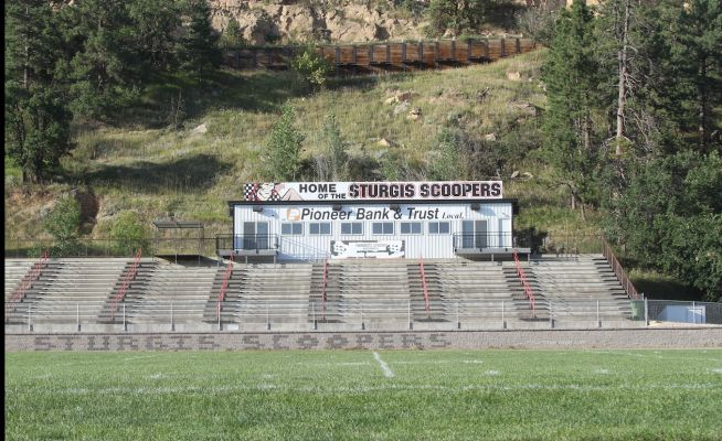 "The Sturgis Scoopers will be joining with other Black Hills Conference communities in the ""Be the Light"" campaign. This Thursday evening, April 16, 2020, we will be turning on the stadium lights at 8:20pm for 20 minutes. We do this in honor of those w"