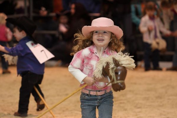 World's Smallest Rodeo at the Black Hills Stock Show