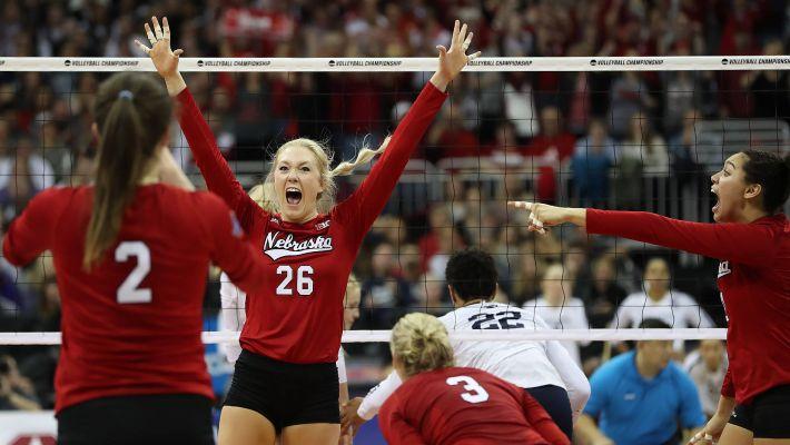 Nebraska defeats Penn State to head to finals