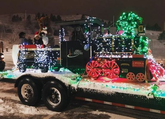 The 2020 Rapid City Festival of Lights Parade has been cancelled due to COVID-19.