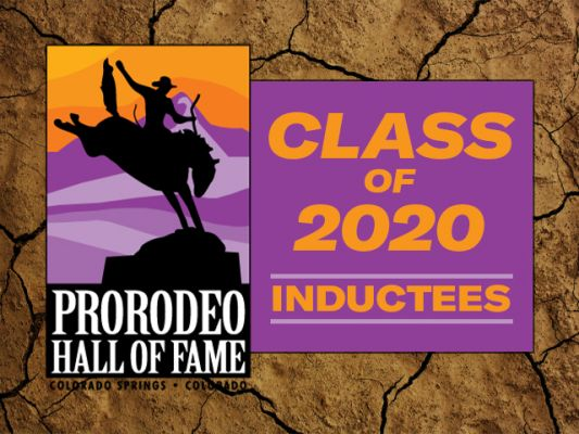 ProRodeo Hall of Fame announces 2020 inductees